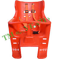Сидіння дитяче на багажник пластикове