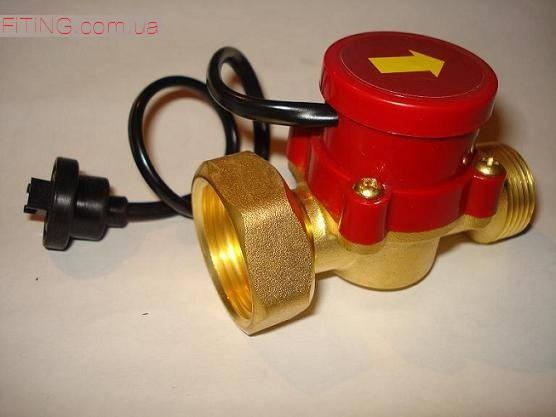 Датчик протока воды для насоса HeatGuardex CLEANER 826R - Очистка систем отопления Назрань