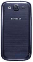 Задняя часть корпуса (крышка аккумулятора) Samsung I9300i Galaxy S3 Neo Duos Original Metallic Blue