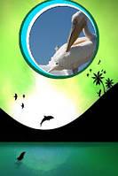 Шаблоны рамок «В мире животных»