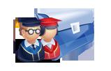 GS-Ведомости ВПО Расширение «Трудоустройство учащихся», для модуля «Контингент учащихся» (Гуру-Софт)