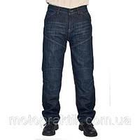 Мотоджинсы с защитой Roleff RO 175 Aramid Jeans Blue, W30