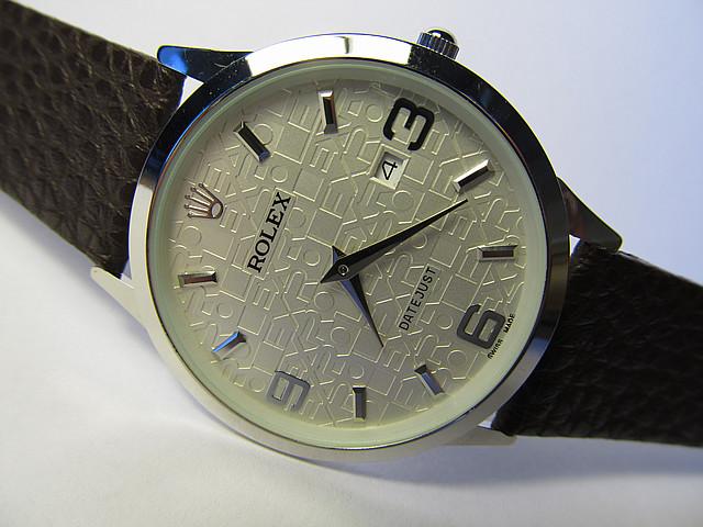 Мужские кварцевые наручные часы с японским механизмом