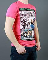 Яркая футболка для стильных мужчин