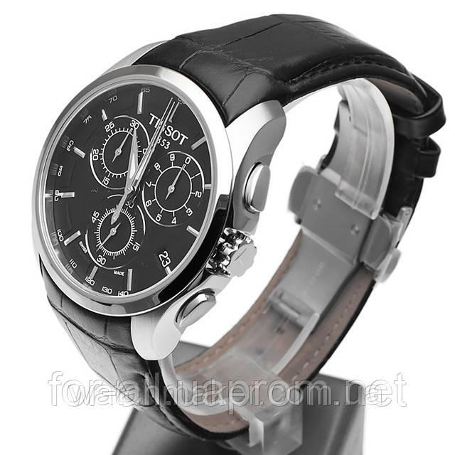 Мужские часы TISSOT COUTURIER T035.617.16.051.00 - Интернет-магазин Модная  покупка в cc870608721a8