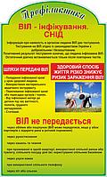 Стенд Профілактика ВІЛ-інфікування. СНІД (70313.6)