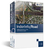 IndorRoad: Геоинформационная система автомобильных дорог