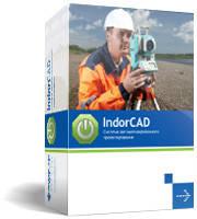 IndorCAD/Topo: Система подготовки топографических планов 8.0 (ИндорСофт)