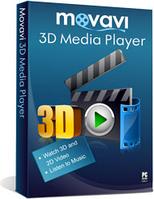 Movavi 3D Media Player 3 Персональная (MOVAVI)