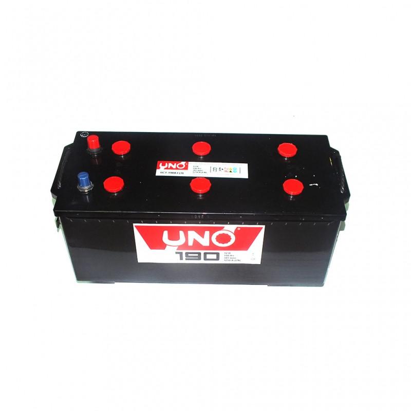 Аккумулятор 6СТ- 190Аз UNO