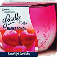 Glade Duftkerze Dankeschön - Cвеча ароматизированная с запахом черешни, до 30 часов