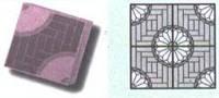 Форма для производства тротуарной плитки «Паркет»