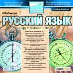 Тематический тестовый комплекс. Русский язык. Подготовка к ЕГЭ