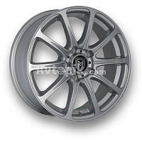 Литые диски Marcello MR-01 R16 W6.5 PCD5x114.3 ET38 DIA73.1 (silver)