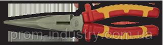 Плоскогубцы утконосы VDE 160 мм MASTERCUT TITACROM BIMAT 1000V, фото 2