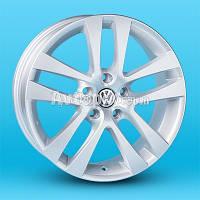 Литые диски Replica Volkswagen (JT1265) R17 W7 PCD5x112 ET40 DIA57.1 (silver)