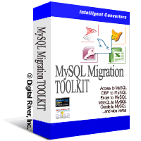 MySQL Migration Toolkit 7.3 (Intelligent Converters)