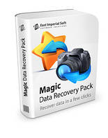 Magic Data Recovery Pack Home Edition (East Imperial Soft)