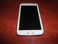 "Смартфон Samsung Galaxy Note 2, Android 4, 2 ядра (2 сим карты) 5,3"" стилус в подарок!"