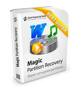 Magic Partition Recovery Commercial Edition (East Imperial Soft)