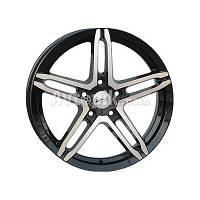 Литые диски RS Wheels 5338TL R16 W6.5 PCD5x105 ET38 DIA56.6 (MB)