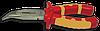 Плоскогубцы изогнутые VDE 160 мм MASTERCUT TITACROM BIMAT 1000V