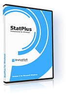 StatPlus Pro 6.1 (AnalystSoft Inc.)