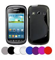 S-line чехол для Samsung s7710 Galaxy Xcover 2