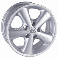 Литые диски WSP Italy Toyota (W1704) Osaka RAV4 R16 W7 PCD5x114.3 ET45 DIA60.1 (silver)