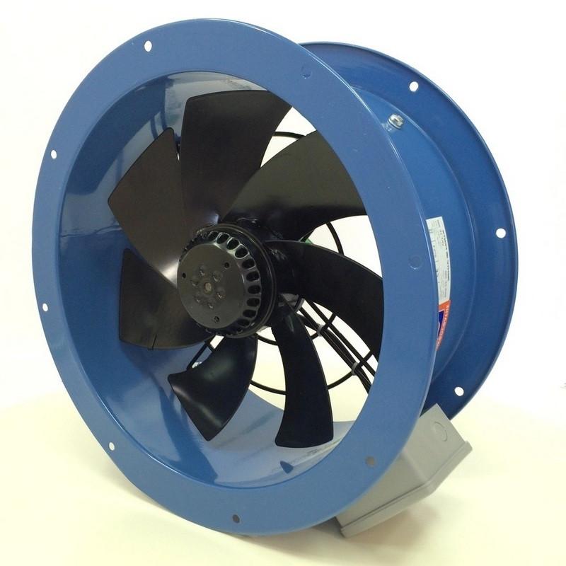 ВЕНТС ВКФ 4Д 400 - осевой вентилятор низкого давления