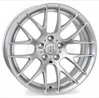 Литые диски WSP Italy BMW (W675) Basel M R18 W8.5 PCD5x120 ET37 DIA72.6 (Matt Gun Metal)