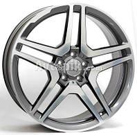 Литые диски WSP Italy Mercedes (W759) AMG Vesuvio R18 W8.5 PCD5x112 ET40 DIA66.6 (anthracite)
