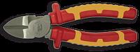Бокорезы VDE 160 мм MASTERCUT TITACROM BIMAT 1000V