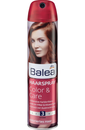 Лак для волос Balea Color & Care-3