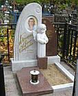 Скульптура ангелочка из мрамора № 13, фото 2
