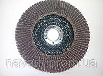 Круг лепестковый торцевой Спрут-А 125*22 Р60
