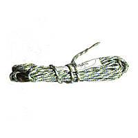 Шнур жёсткий в оплетке Диаметром 5мм Длина 15м