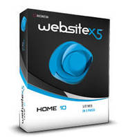WebSite X5 Home 10 (Incomedia)