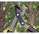 Сучкорез Fiskars Power Gear Steel 112470, фото 2