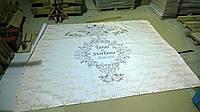 Печать Пресволл Фотозона 3.50x2.50м на ламинированном баннере, фото 1