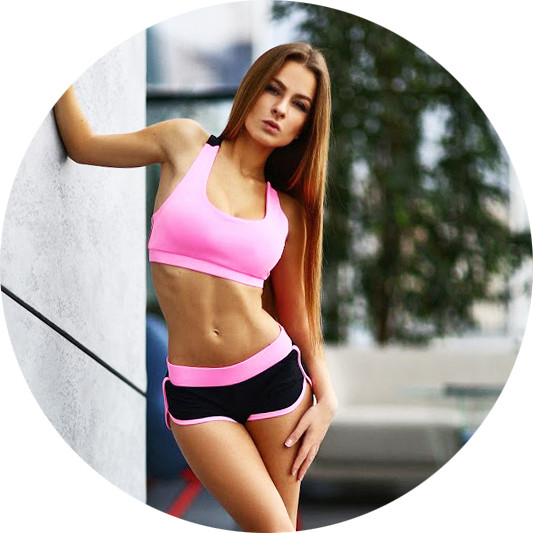 спортивный костюм Basic Pink