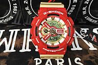 Часы Casio GA-110CS-4AER