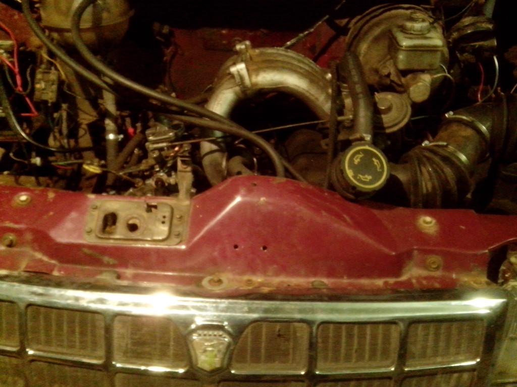Установка дизельного двигатель на Газель от иномарки (Форд Транзит 2.5)