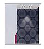 Зеркальный шкаф Альфа ТЕХНО Z1-60 розовый R