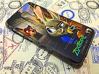 TPU чехол для Xiaomi Redmi 2 Джуди Хоуп