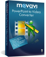 Movavi PPT to Video Converter 2 Персональная (MOVAVI)