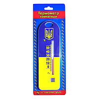 "Термометр комнатный  ТКМ-160 ""Флаг Украины """