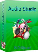 Soft4Boost Audio Studio 4.3.9.733 (Sorentio Systems Ltd)