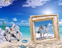 Отпуск на море — шаблоны слайд-шоу