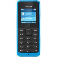 Мобильный телефон Nokia 105 DS Cyan (A00025709)